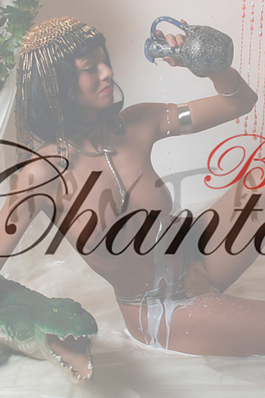 Stripperin als Cleopatra buchen - Chantal-Strip.com