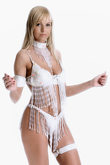 Stripperin als Samba Girl buchen - Chantal-Strip.com